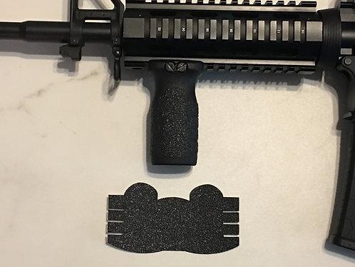 AR 15 Magpul RVG Fwd Grip Textured Rubber Enhancement