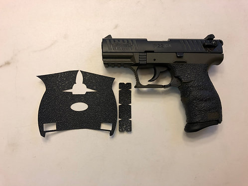 Walther P22 CA  Gun Grip Enhancement Gun Parts Kit