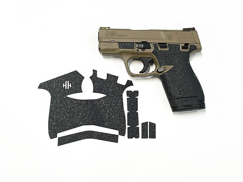 Smith and Wesson Shield Plus Gun Grip Enhancement Parts Kit