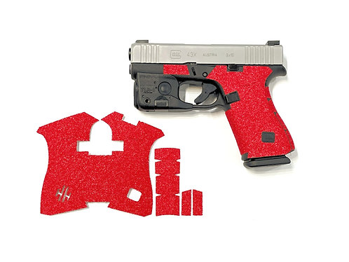 Glock  Color Sandpaper Gun Grip Enhancement Gun Parts Kit