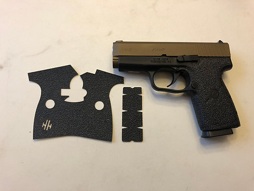 KAHR CW9 / 40  Gun Grip Enhancement Gun Parts Kit