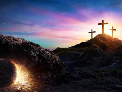 We are excited for Good Friday and Easter!!