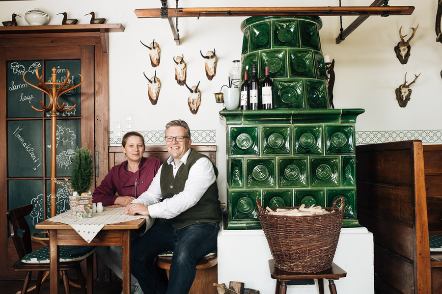 Die Gastgeber - Conny & Peter
