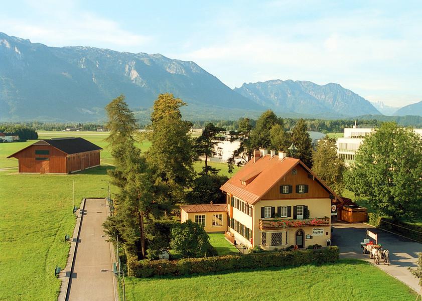Gasthaus Kuglhof heute