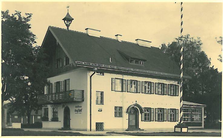 Wiedereröffnung im Juli 1935