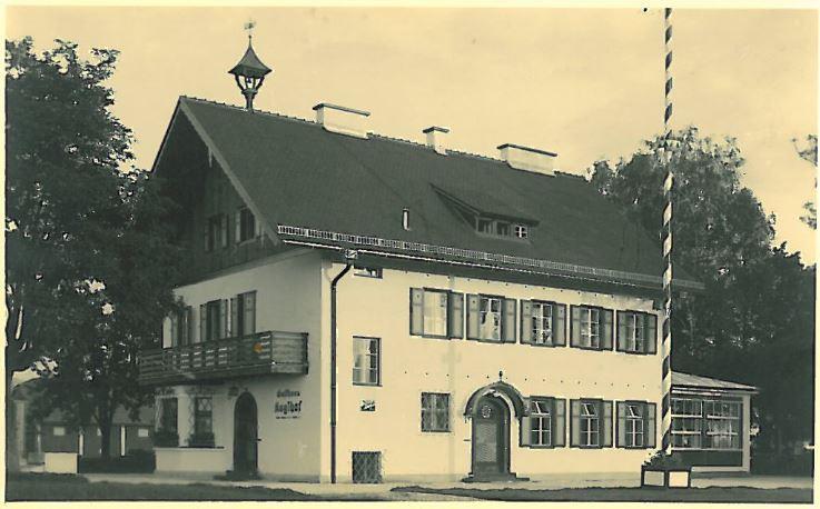Gasthaus Kuglhof nach Wiederaufbau 1936