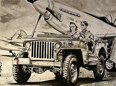 T.Gautier - Air force post war