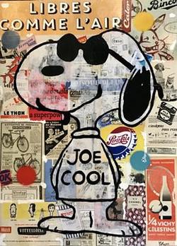 Snoopy Cool By Kikayou
