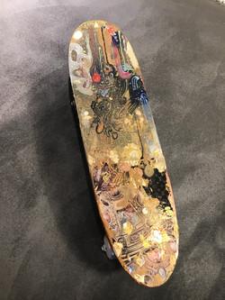 Skate board - Tatiana Mesquitela