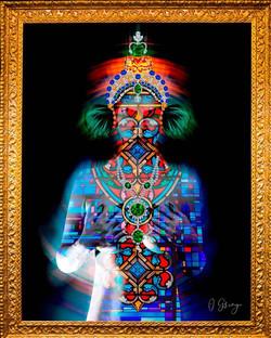 Natacha-143 x 112 cm_Saintes apparitions