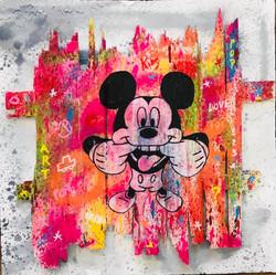 Palissade Mickey