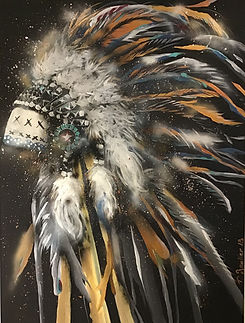 Sioux tribute 2 by T. Gautier
