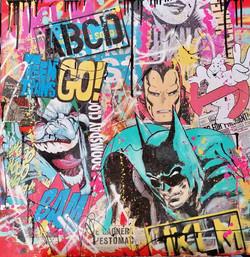 Batman - David Drioton