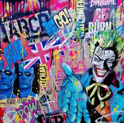 The Joker - David Drioton