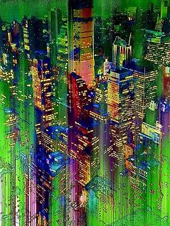 Papa Mesk - Complex city