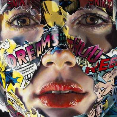 Sandra Chevrier - La cage, toi , moi et le rêve