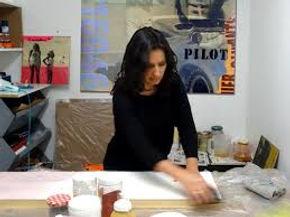 Cathie Berthon- Calçada cem Gallery