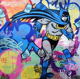 Batman by fat