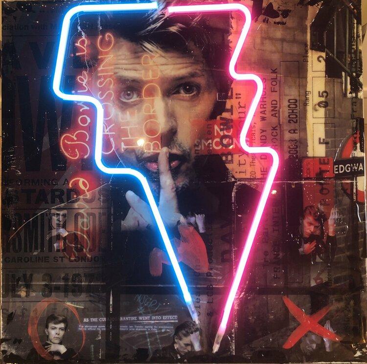 Bowie by Vincent gachaga