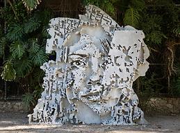 Vhils - street art - Lisboa
