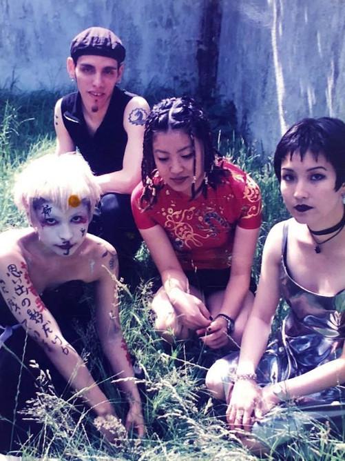 Luminesque Band Photo 1998