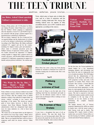 ISSUE 41   25 July 2021