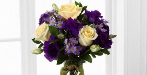 C17-4842 The FTD® Angelique™ Bouquet