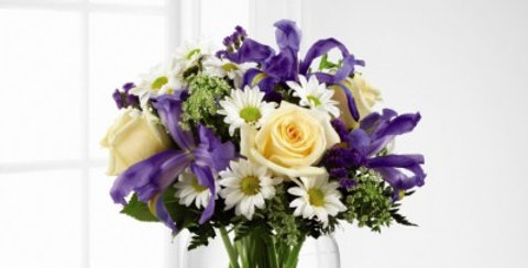 B27-4804 The FTD® Sweet Beginnings™ Bouquet