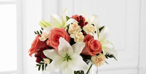 C11-4841 The FTD® Blushing Beauty™ Bouquet