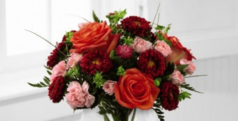 C11-4806 The FTD® Color Rush™ Bouquet by Better Homes and Gardens®