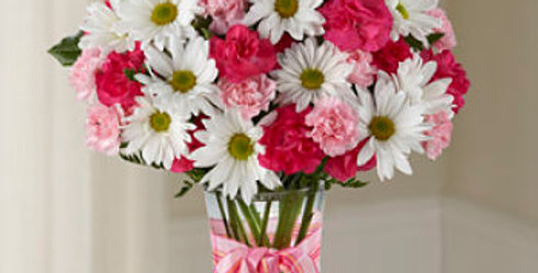 C12-4792 The FTD® Sweet Surprises® Bouquet
