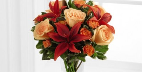 B3-4420 The FTD® Tigress™ Bouquet