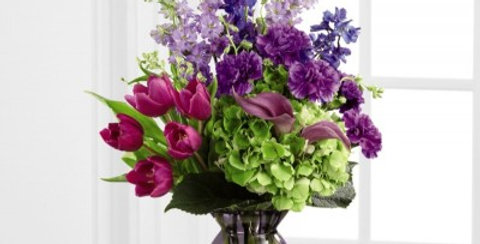 S34-4516 The FTD® Always Remembered™ Bouquet