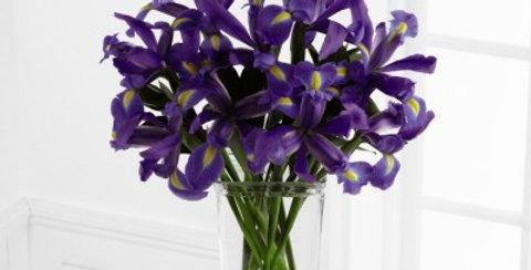 B26-4392 The FTD® Iris Riches™ Bouquet