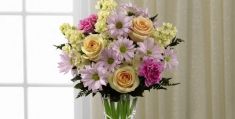 14-M2 The FTD® Spring Garden® Bouquet