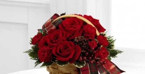 B9-4361 The FTD® Joyous Holiday™ Bouquet