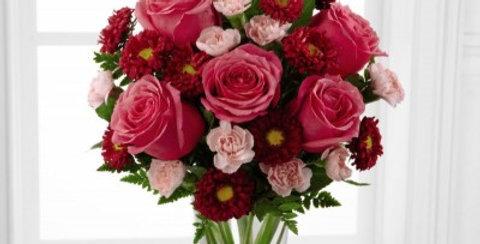 C15-4790 The FTD® Precious Heart™ Bouquet