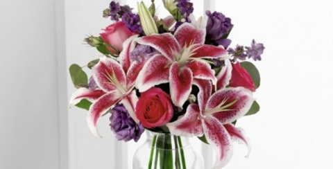 C15-4138 The FTD® Bright & Beautiful™ Bouquet