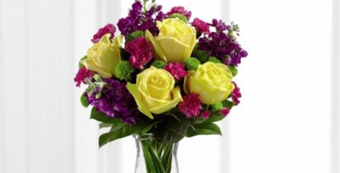 D3-4897 The FTD® Happy Times™ Bouquet