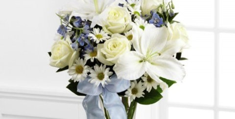 S46-4550 The FTD® Sweet Peace™ Bouquet