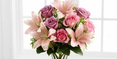 S37-4523 The FTD® Farewell Too Soon™ Bouquet