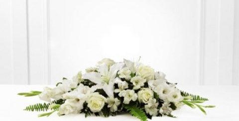 ELB, The FTD® Eternal Light™ Bouquet