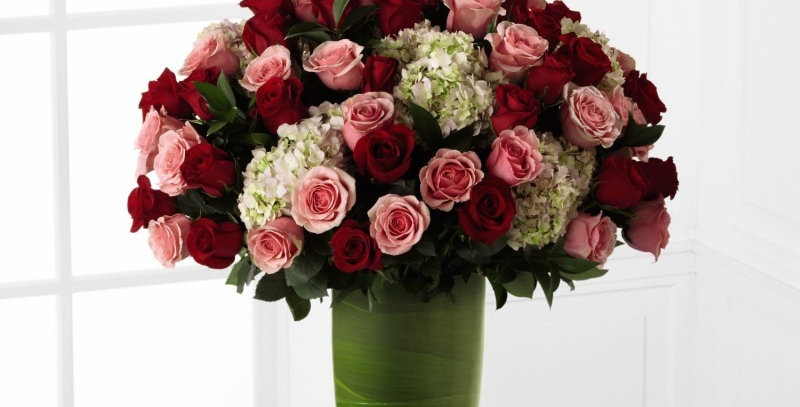 The FTD® Indulgent™ Luxury Bouquet