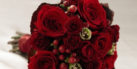 W52-4754 The FTD® Heart's Promise™ Bouquet