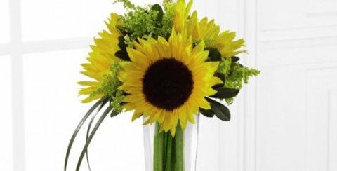 D9-4910 The FTD® Sunshine Daydream™ Bouquet