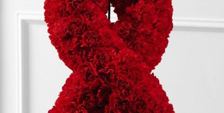 The FTD® Heartfelt™ Ribbon Easel