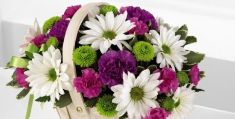 C17-4329 The FTD® Blooming Bounty™ Bouquet