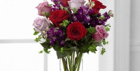 C14-4851 The FTD® Garden Walk™ Bouquet