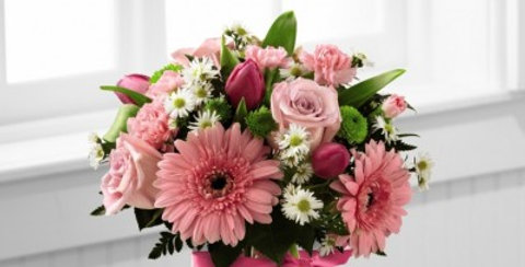 B29-4805 The FTD® Blooming Visions™ Bouquet by Better Homes and Gardens®
