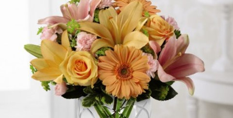 BYD The FTD® Brighten Your Day™ Bouquet